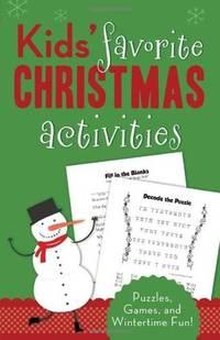 KIDS' FAVORITE CHRISTMAS ACTIVITIES