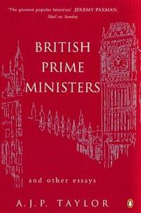 image of British Prime Ministers and Other Essays (Penguin History)
