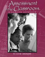 Assessment in the Classroom: A Concise Approach