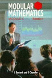 Modular Mathematics: Statistics 1 Module C (Heinemann Modular Mathematics)