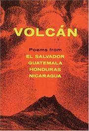 Volcan : Poems from Central American -