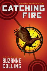 image of Catching Fire (The Hunger Games, Book 2)