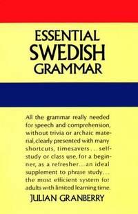 An Essential Grammar Swedish