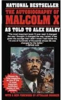 The Autobiography of Malcolm X by Malcolm X - Hardcover - from Phillybooks COM LLC (SKU: 531ZZZ00P7NY_ns)