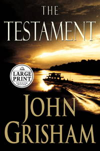 image of The Testament (Large Print)