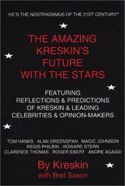 The Amazing Kreskin's Future with the Stars