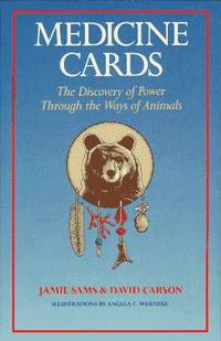 MEDICINE CARDS: THE DISCOVERY OF POWER THROUGH THE WAYS OF ANIMALS (SET.)