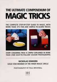 The Ultimate Compedium Of Magic Tricks
