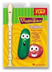 VeggieTales Songbook (Songbook only. NO recorder)