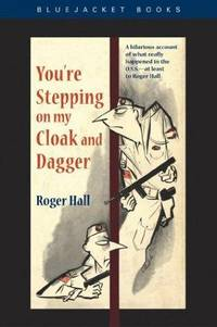 image of You're Stepping on My Cloak and Dagger (Bluejacket Books)