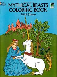 Mythical Beasts Coloring Book (Dover Coloring Books)