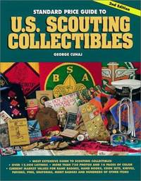 Standard Price Guide to U.S.Scouting Collectibles
