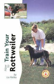 image of HOW TO TRAIN YOUR ROTTWEILER