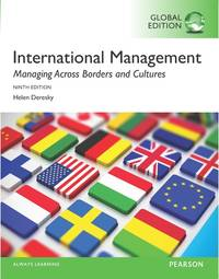 image of International Management: Managing Across Borders and Cultures, Text and Cases