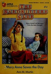 image of The Baby-Sitters Club #4: Mary Anne Saves the Day