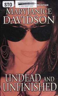 image of Undead and Unfinished (Thorndike Press Large Print Core Series)