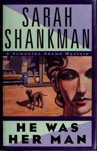 HE WAS HER MAN (A Samantha Adams Mystery)
