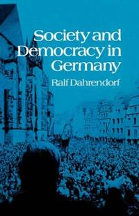 Society and Democracy In Germany