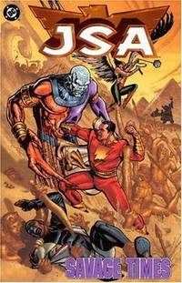 JSA : Savage Times - VOL 06 (Graphic Novels) )