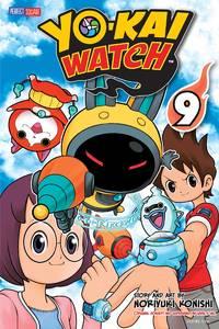YO KAI WATCH, Vol. 9