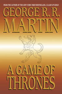 A Game of Thrones by George R R Martin - 1st Ed - 1996 - from Stone Soup Books and Biblio.com