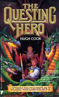 The Questing Hero: Wizard War Chronicles #2