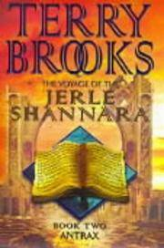 Antrax - The Voyage Of The Jerle Shannara, Book Two