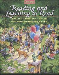 Reading and Learning to Read (6th Edition)