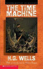 Time Machine, The (sch Cl) (Scholastic Classics)