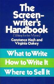 Screen-Writer's Handbook