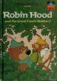 Robin Hood and the Great Coach Robbery. (Disney's wonderful world of reading)