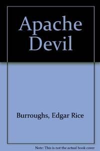 image of Apache Devil (The Gregg Press western fiction series)