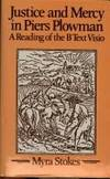 Justice and Mercy in Piers Plowman : a reading of the B Text Visio