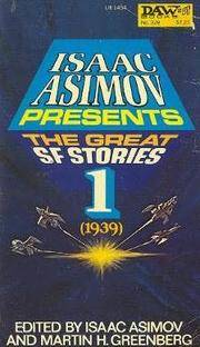 PRESENTS the Great SF Stories 1  (1939)