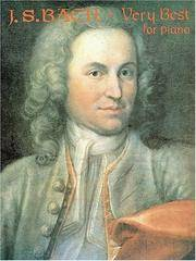 J. S. Bach-Very Best For Piano