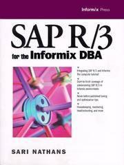 SAP R/3 for the Informix DBA