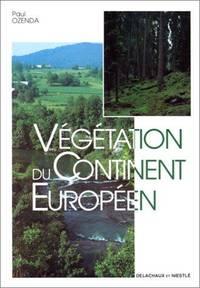 Vegetation Du Continent Europeen