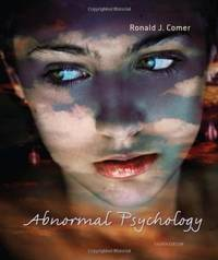 Abnormal Psychology (8th Hardcover Edition)