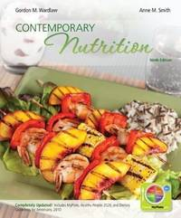 image of Contemporary Nutrition (English) 9th Edition