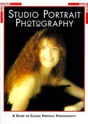 Studio Portrait Photography  A Guide to Classic Portrait Photography