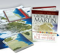The Lands of Ice and Fire (A Game of Thrones): Maps from King's Landing to Across the Narrow Sea (A Song of Ice and Fire) by  George R. R Martin - 2012-10-30 - from Ergodebooks and Biblio.com