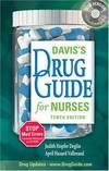 image of Davis's Drug Guide for Nurses (Davis's Drug Guide for Nurses)(10th Edition)