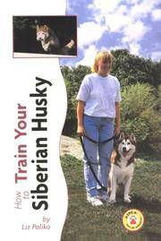 image of How to Train Your Siberian Husky (Tr-105)
