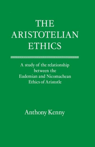 an analysis of nichomachean ethics by aristotle According to aristotle, three conditions must be fulfilled for friendship to exist between two people one of those conditions is.