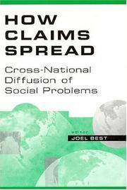 How Claims Spread: Cross-National Diffusion of Social Problems