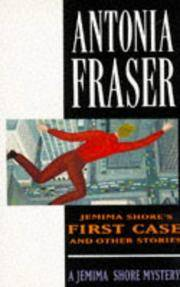 Jemima Shore's First Case and Other Stories (Jemima Shore Mystery S.)  by.. by Antonia Fraser - Paperback - 1991-04-18 - from TerBooks (SKU: 50108005)