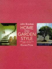 HOME and GARDEN STYLE: Creating A Unified Look Inside and Out.