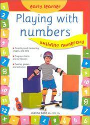 Early Learner: Playing with Numbers