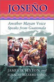 Joseño: Another Mayan Voice Speaks from Guatemala