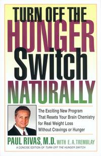 Turn off the Hunger Switch Naturally
